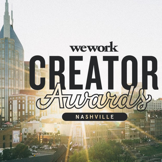 WeWork Creator Awards Pop-Up Market in Nashville