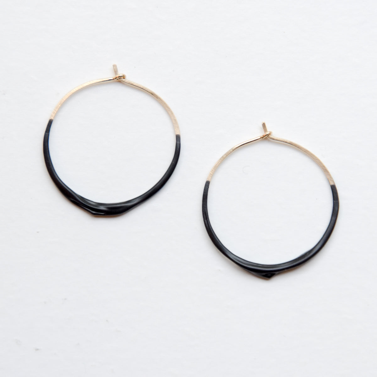 Dripsy - 14K Gold Filled - Black