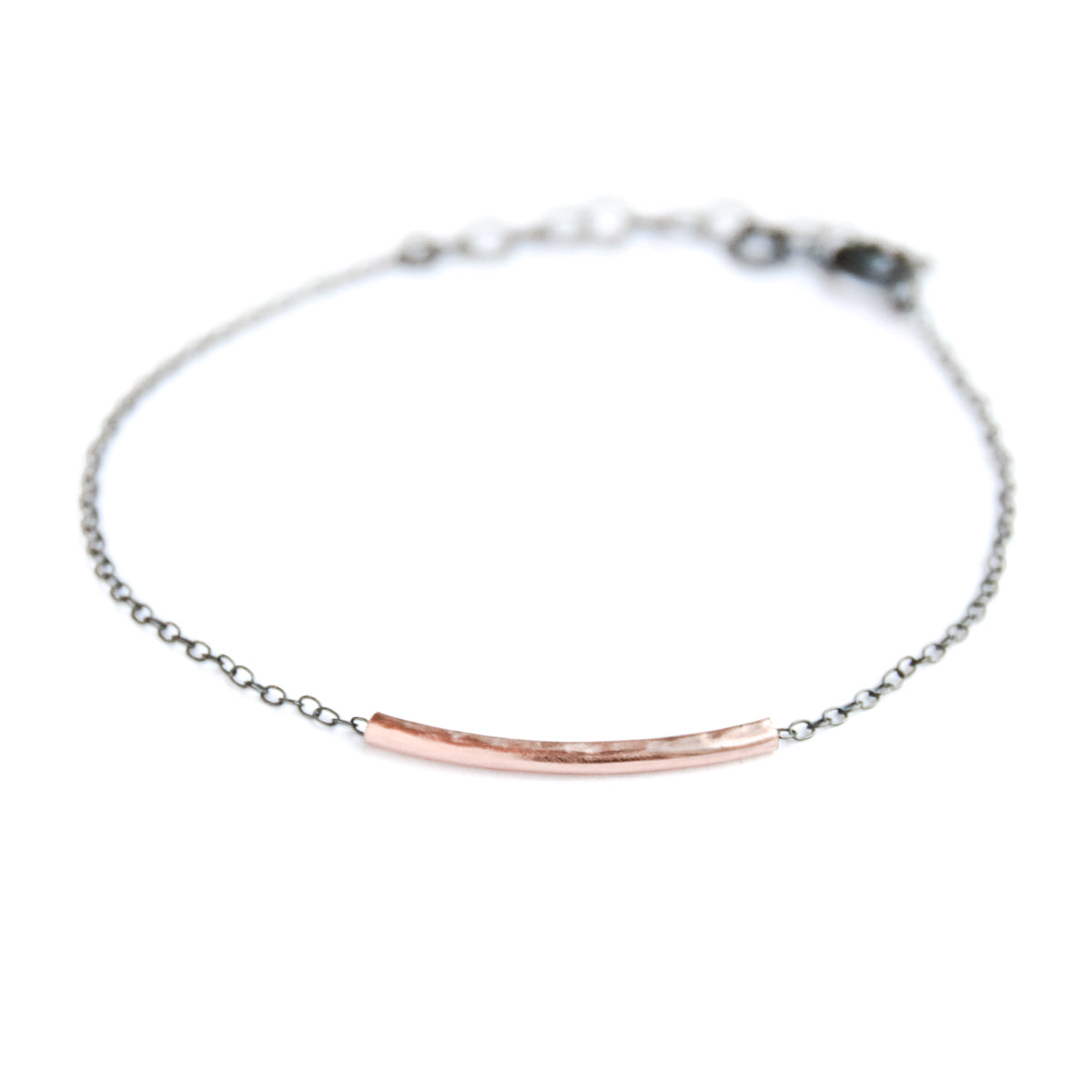 Space Tunnel Bracelet - 14K Rose Gold-Filled