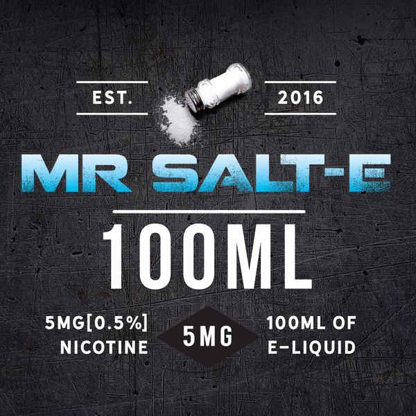 Mr. Salt-E XL 5mg 100ml