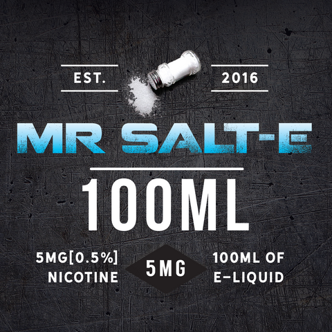 Mr Salt-E XL - 5mg 100ml
