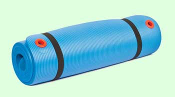 Body Sport  Personal Exercise Mat (Model 55876)
