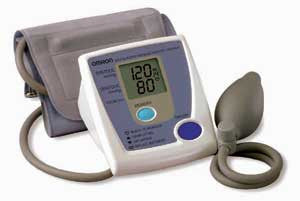 Manual Inflation DIGITAL B.P. METER (Model 64115)
