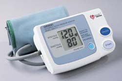 Auto Inflation Blood Pressure Meter with IntelliSense<sup>TM</sup> (Model 64127)
