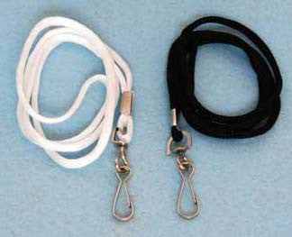 Optional Clip-On Lanyards for Sani-System (Model 68028)