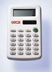 Seca BMI Calculator (Model 69005)
