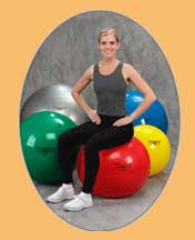 Thera-Band<sup>®</sup> Physiotherapy / Balance Therapy Balls