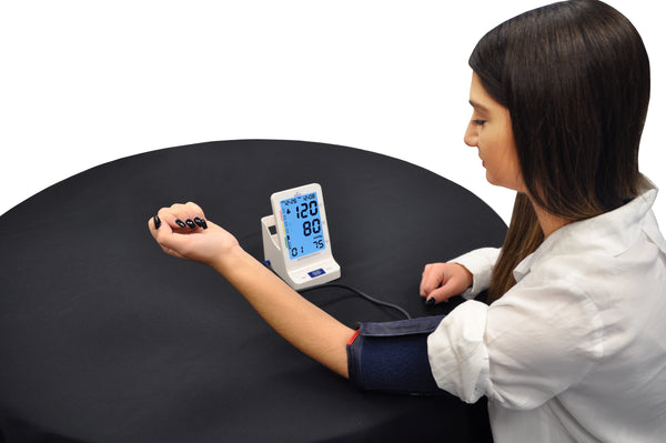 Perfect Measure Big Digit Talking Deluxe Blood Pressure Monitor