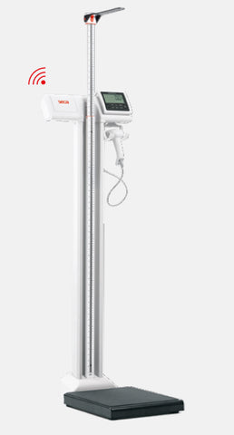 Seca Digital Scale (Model 69797) with EMR and Wi-Fi capabilities