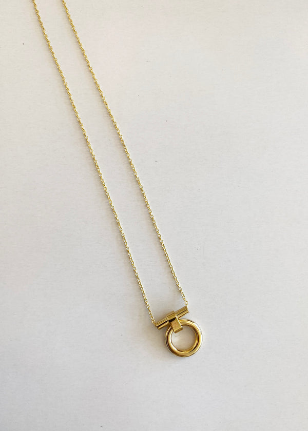 Delicate Isle Necklace - Gold - house of lolo