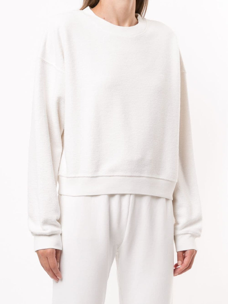 Reed Sweatshirt - Ivory - house of lolo