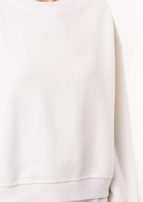Reed Sweatershirt Ivory