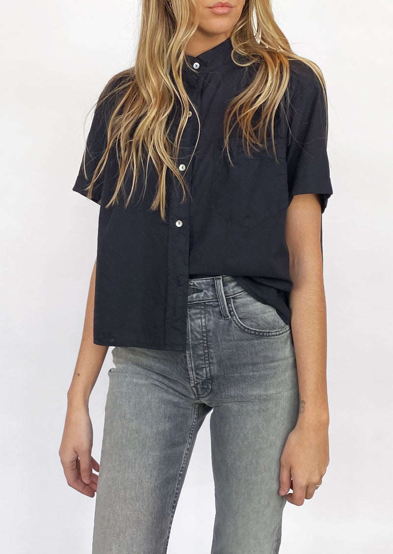 Louella Top - Black - house of lolo