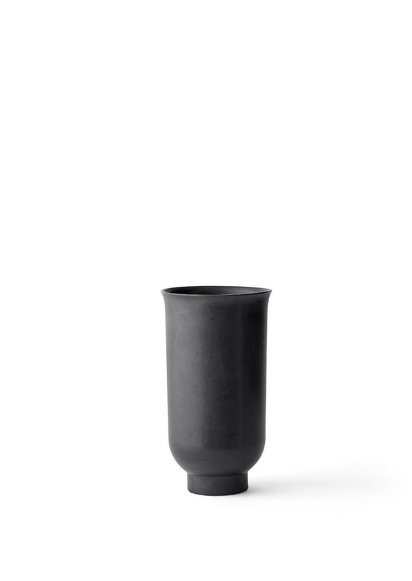 Cyclades Vase Small - Black - house of lolo