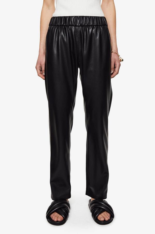 Colton Track Pant - Black - house of lolo
