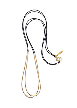 Andromeda Necklace - Black - house of lolo