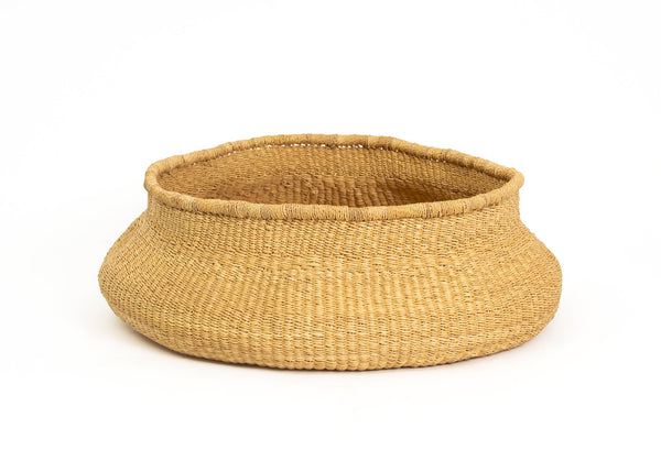 Large Belly Grass Basket - house of lolo