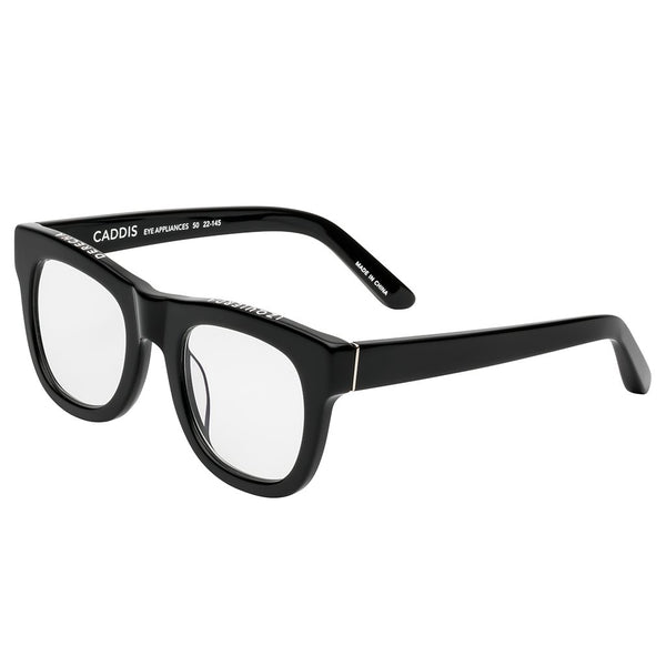 D28 Reader Glasses - Gloss Black - house of lolo