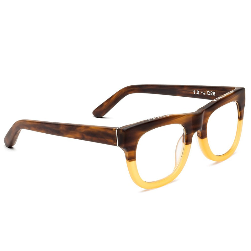D28 Reader Glasses - Bullet Coffee - house of lolo