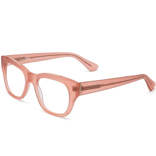 Miklos Reader Glasses - Matte Pink - house of lolo