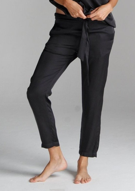Day Pant Onyx - house of lolo