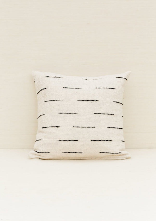 Flecha Cream Pillow