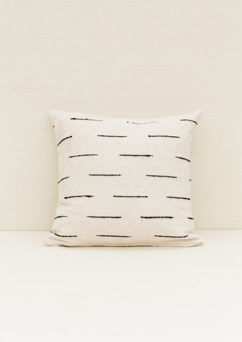 Flecha Cream Pillow - house of lolo