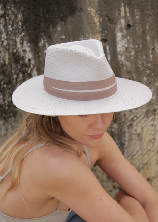 Gia Packable Straw Hat - house of lolo