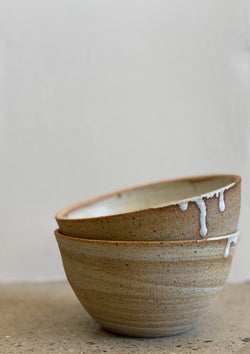 Stoneware Cereal Bowl - house of lolo