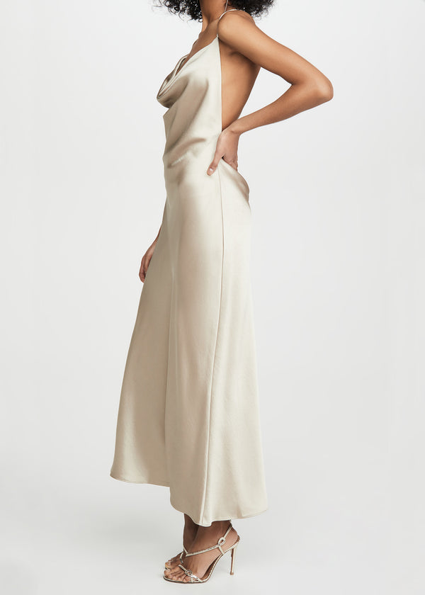 Pearl Bay Midi - Nude - house of lolo