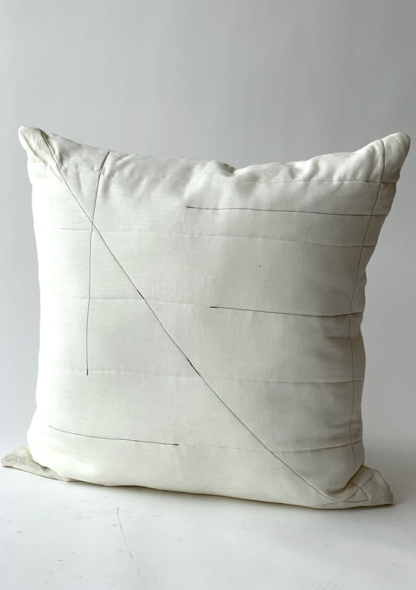 Vida Floor Pillow - Linen - house of lolo