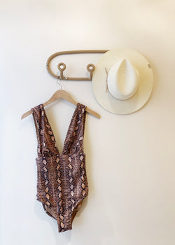 Grove One Piece - Snakeskin - house of lolo