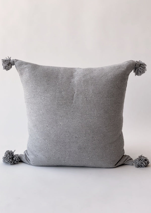 Frenchie Pillow - Grey - house of lolo