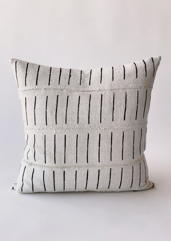 Mudcloth Pillow 22x22 - house of lolo