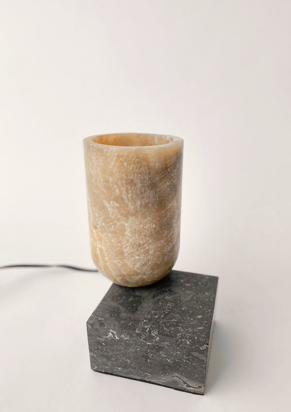 Milano Onyx Table Lamp - house of lolo