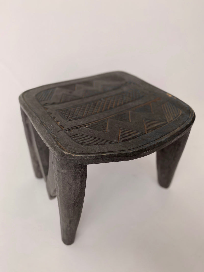 Vintage African Medium Stool - house of lolo