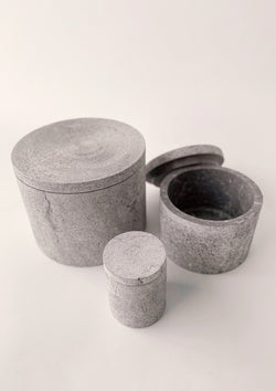 Cylinder Boxes with Lids - house of lolo