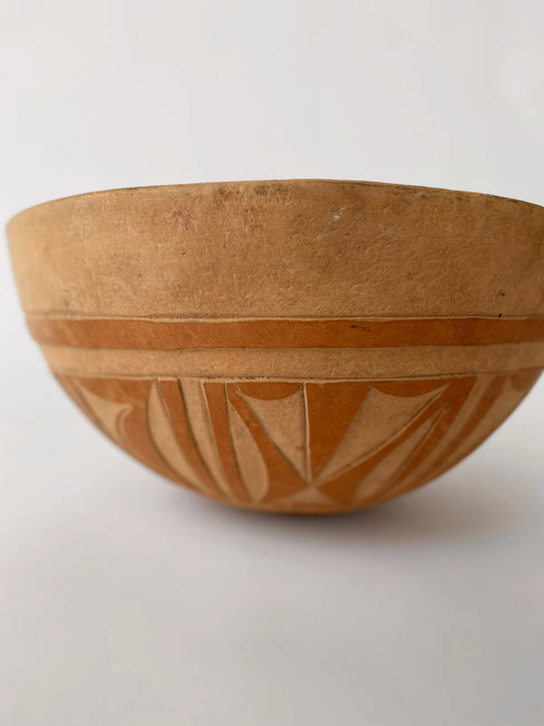 Vintage Fruit Rind Bowl - house of lolo