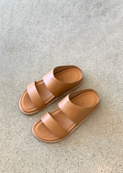 Formosa Sandal Tan - house of lolo