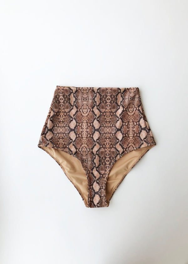 Ebb High Rise Swim Bottom - house of lolo