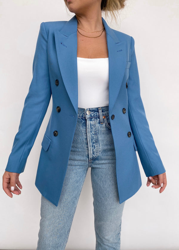 Not a DB Blazer - Blue Slate - house of lolo