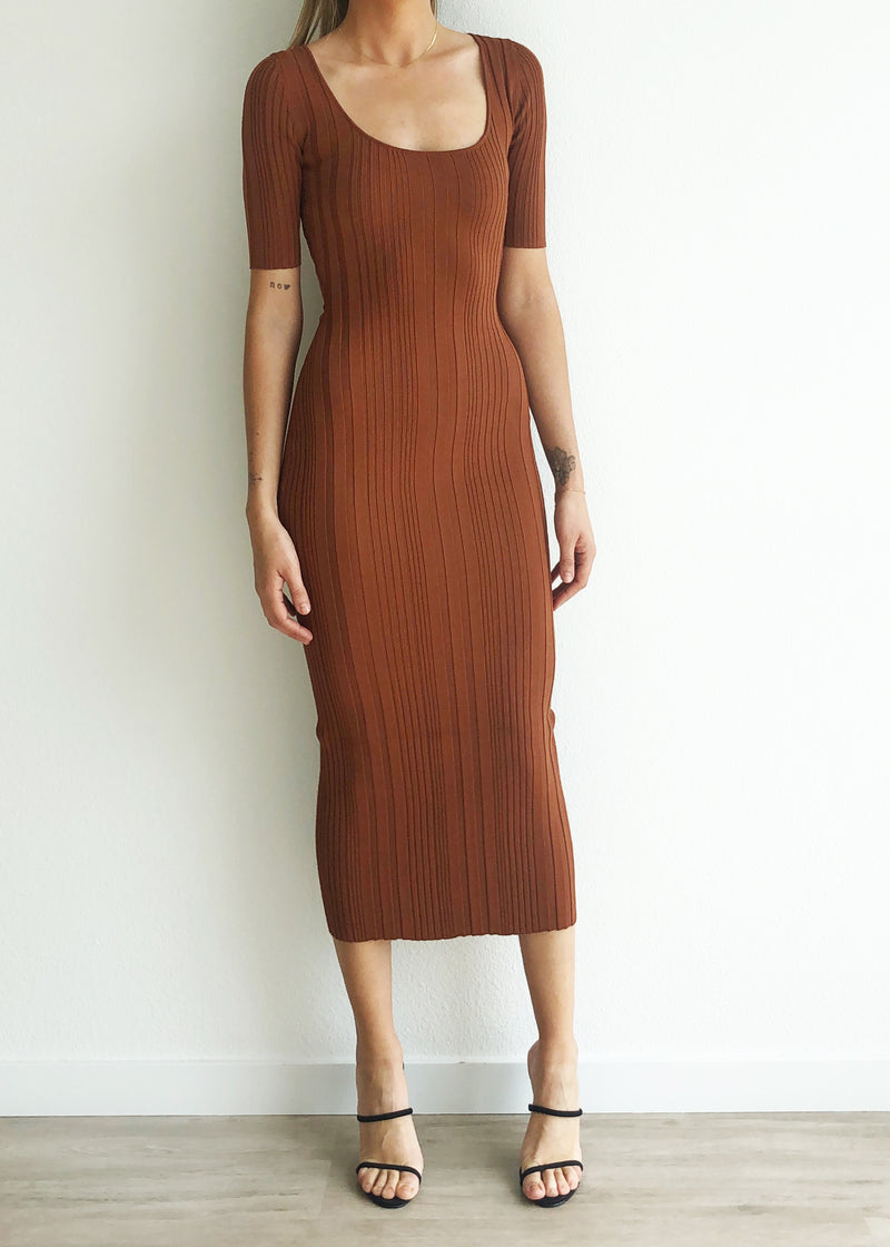 Toulouse Knit Dress - house of lolo