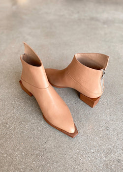 Acari Boot - Camel - house of lolo
