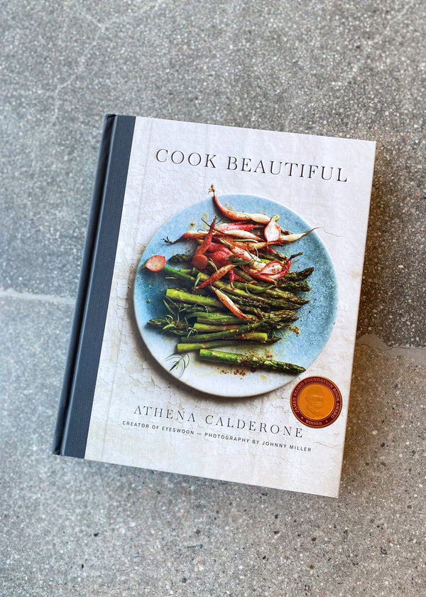 Cook Beautiful - Book - house of lolo