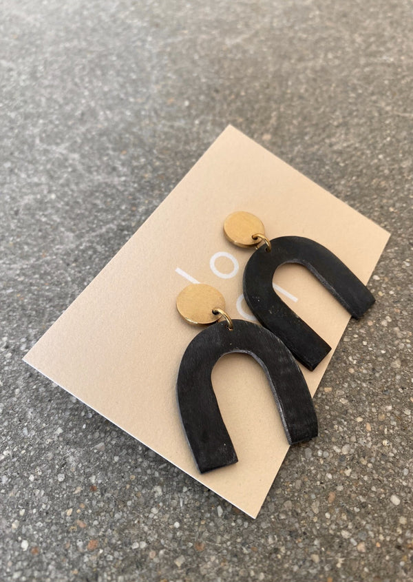 Petite Arch Earrings - house of lolo