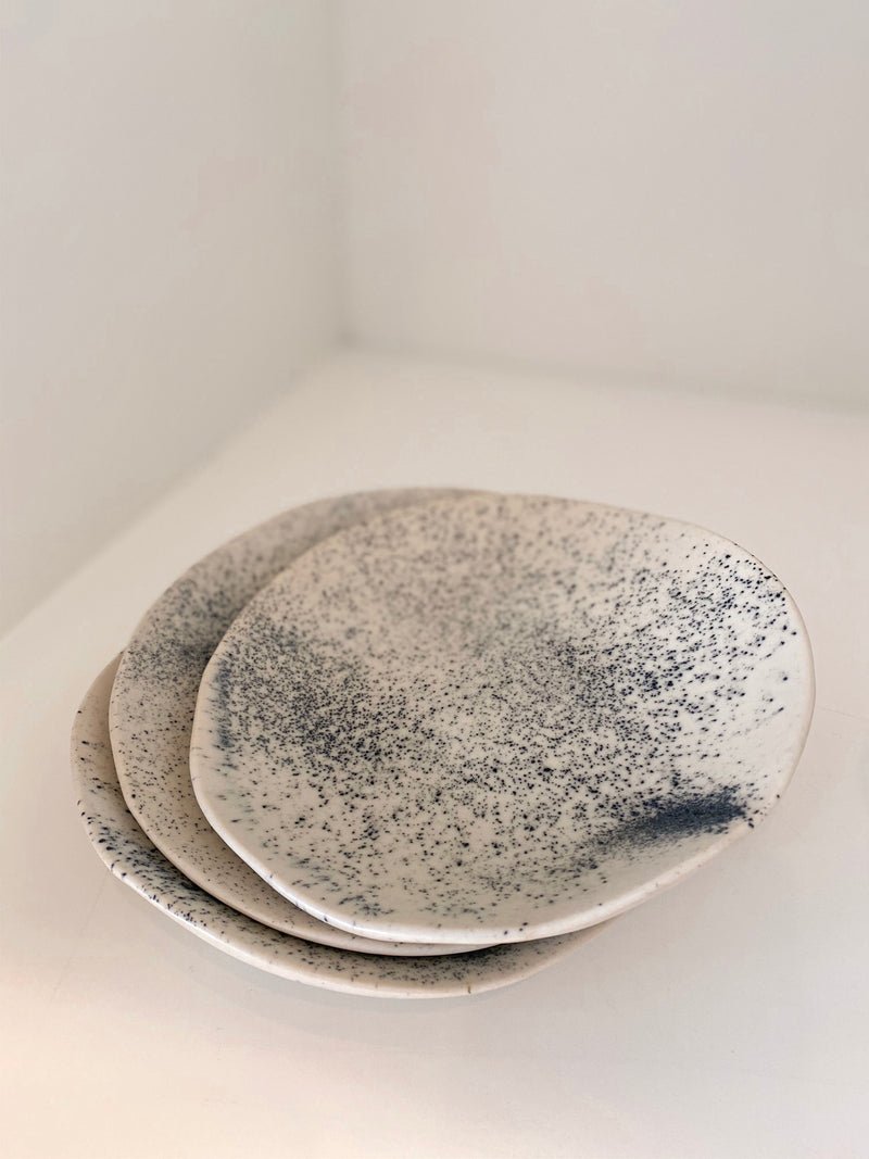 Splatter Slab Bowl - house of lolo