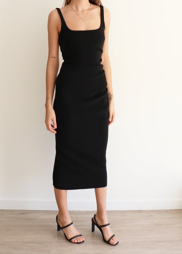 Paloma Midi Dress - house of lolo