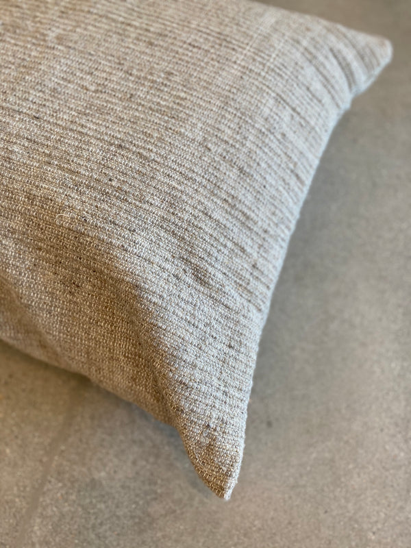 Nueva Floor Pillow Grey - house of lolo