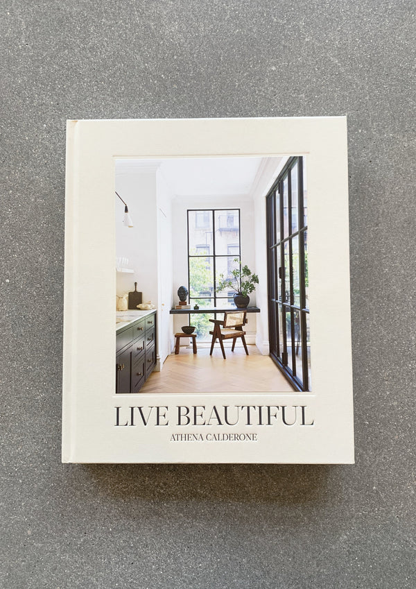 Live Beautiful - Book - house of lolo