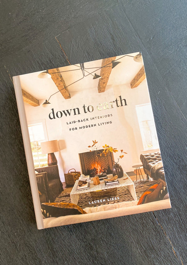Down to Earth - Book - house of lolo